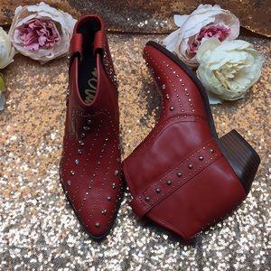 Sam Edelman Shoes - Sam Edelman Western Booties 7M